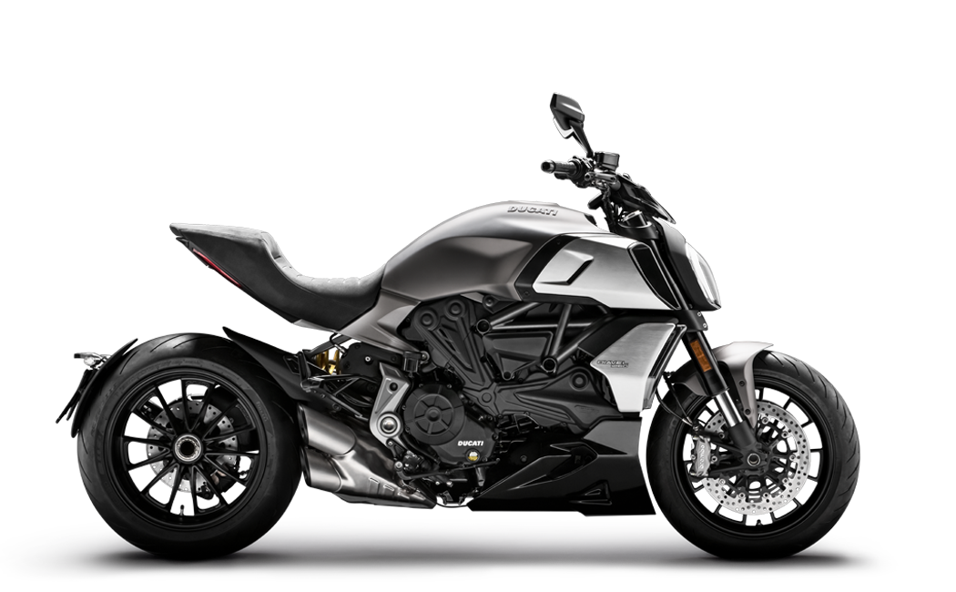 New Ducati Diavel 1260 | The Maxi-Naked Powerful and Muscular
