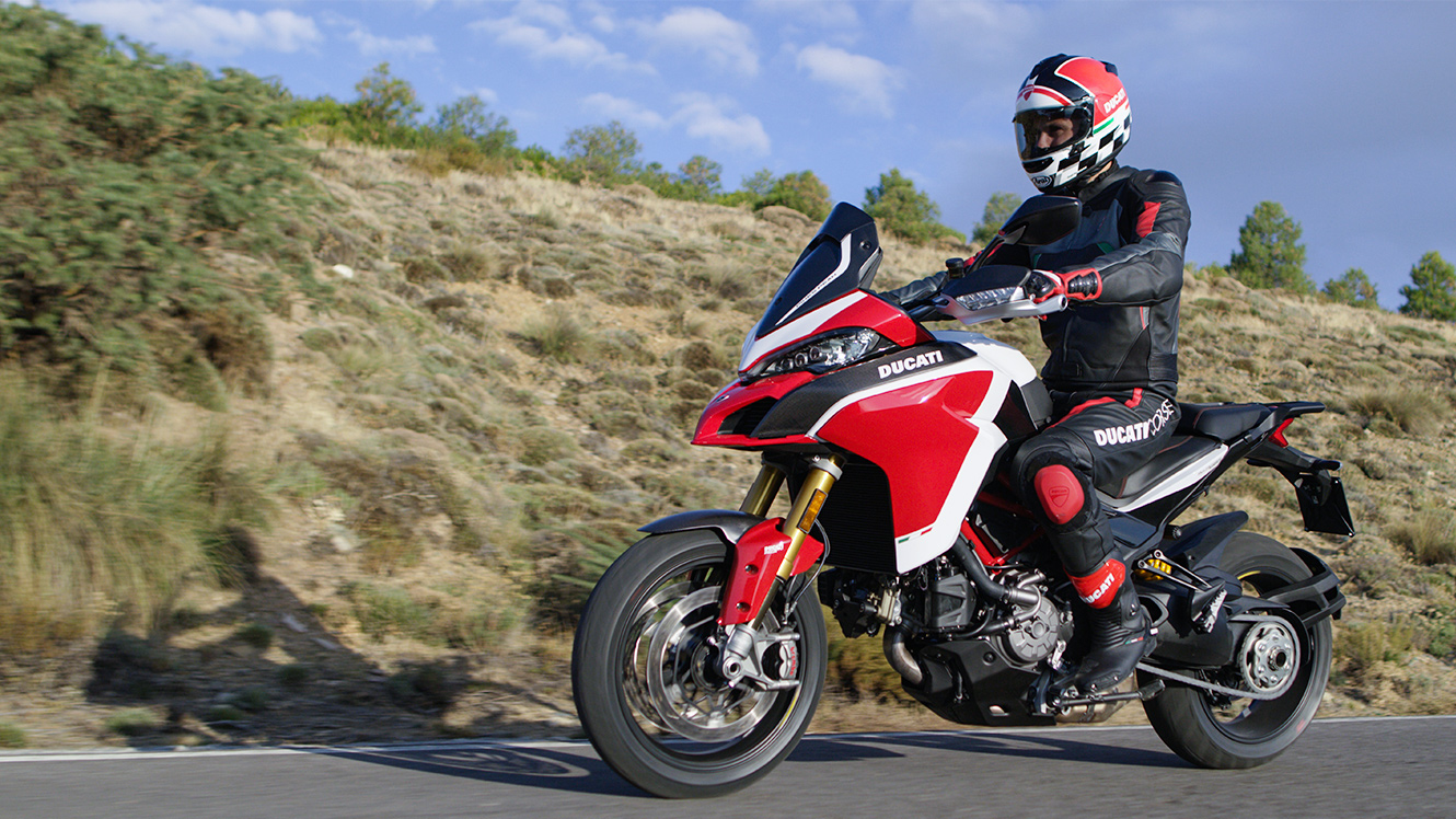 Ducati Multistrada 1260 Pikes Peak The King Of Every Mountain