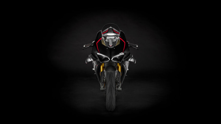 Ducati Panigale V4 SP front view