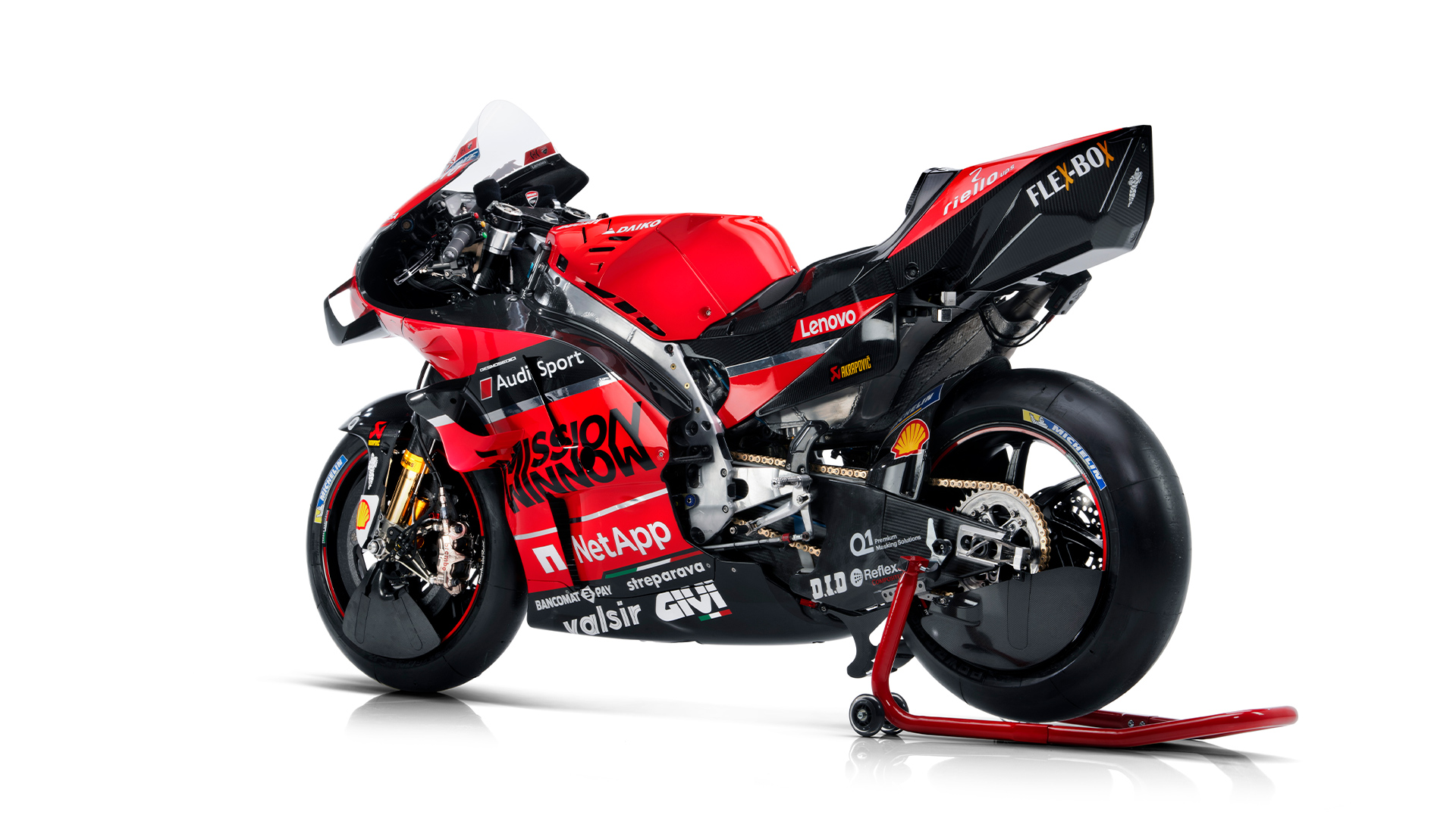 Ducati Team Motogp Bike