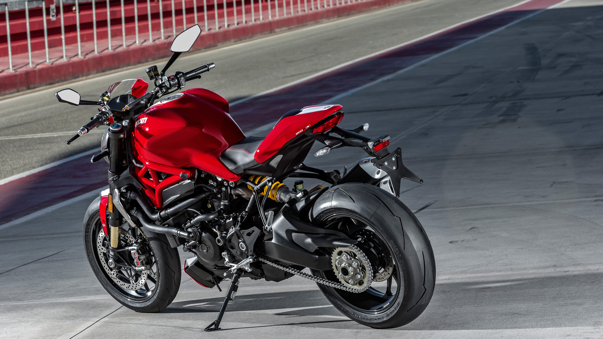 Ducati Monster 1200 R >> Ducati Monster 1200r The Most Powerful Ducati Naked