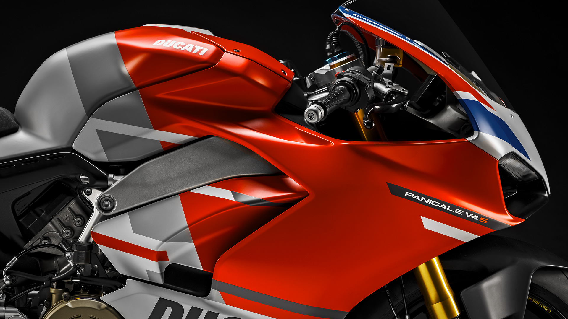 Ducati Panigale V4 A New Opera