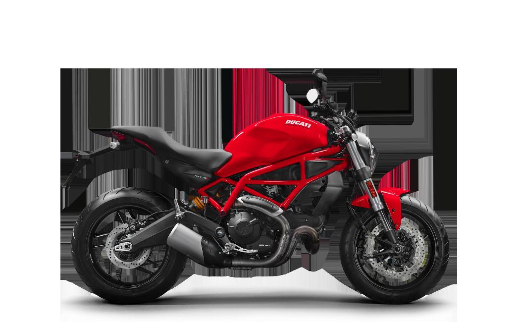 Ducati Monster 797 - la legendaria naked italiana
