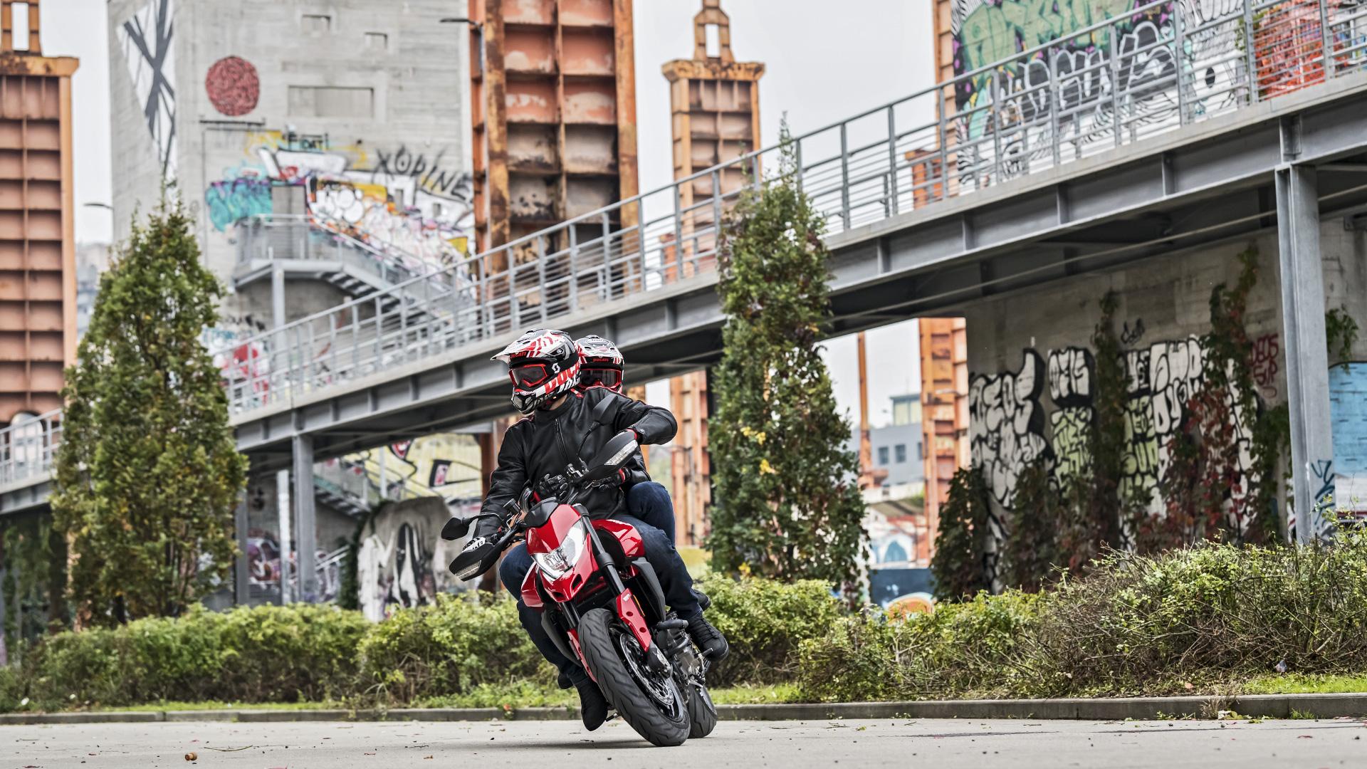 New Ducati Hypermotard 950 | Pure Fun, Endless Adrenalin