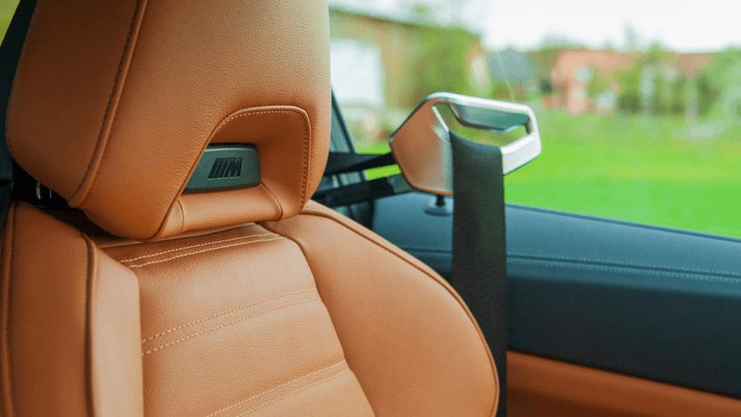 Test BMW 4er Sitze