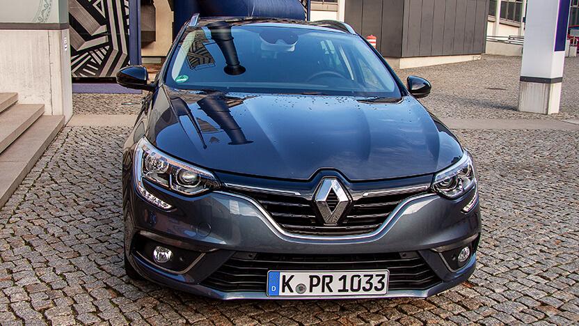 Renault Mégane Grandtour Test
