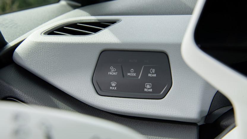 VW ID3 Innenraum Bedienung
