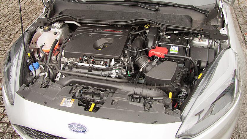 Ford Fiesta ST Motor