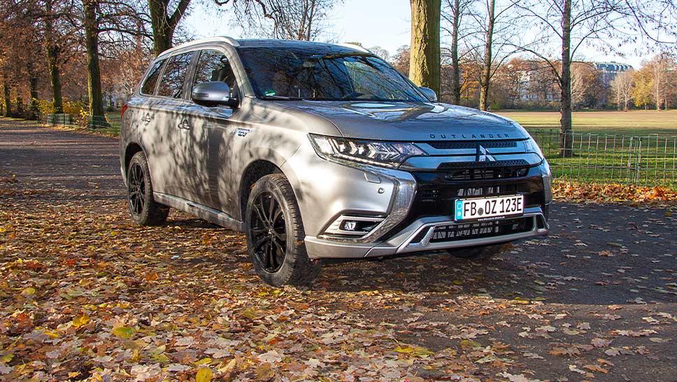 Test Mitsubishi Outlander Plug In Hybrid Phev Heycar