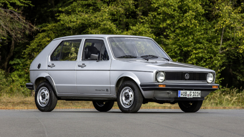 VW Golf I 1974