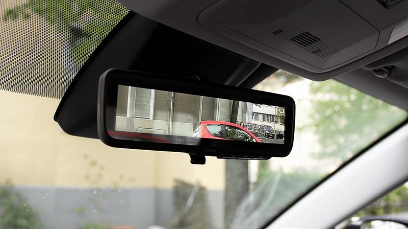 Toyota RAV4 Hybrid Rückspiegel