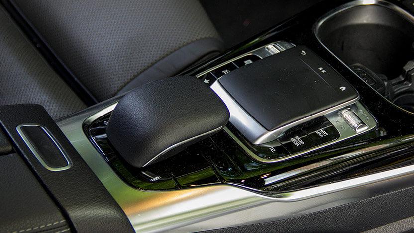 Mercedes AMG A 35 Test