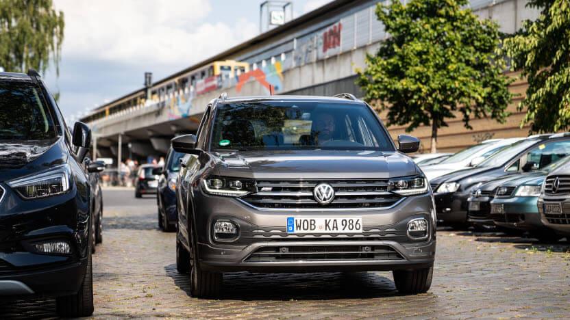 Test VW T-Cross