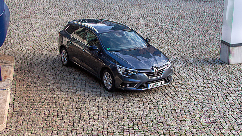 Test Renault Mégane Grandtour