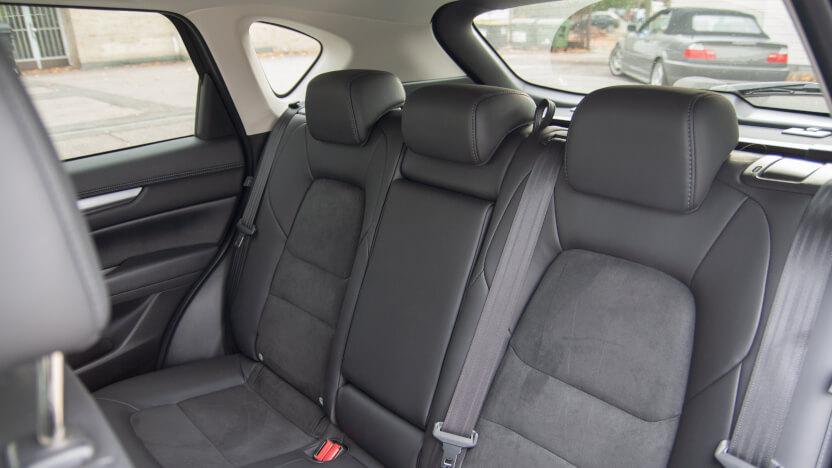 Mazda CX-5 Rücksitze