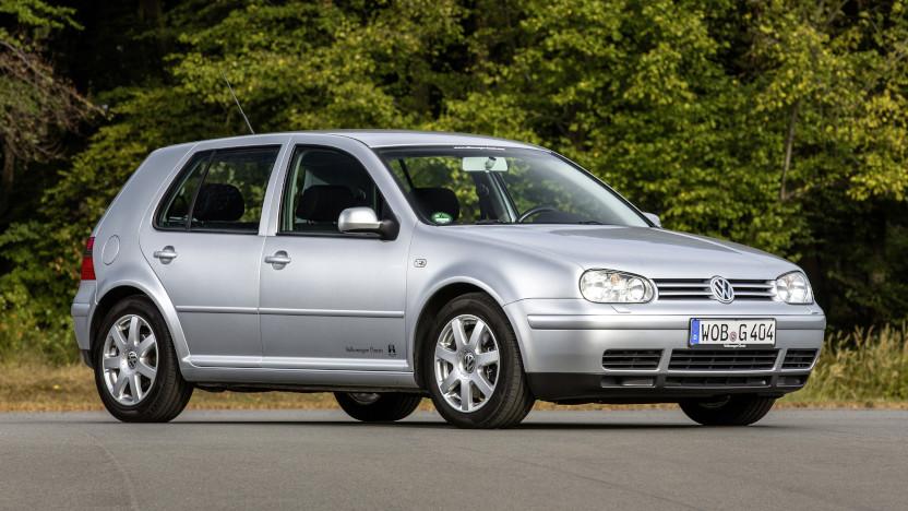 VW Golf 4 1997