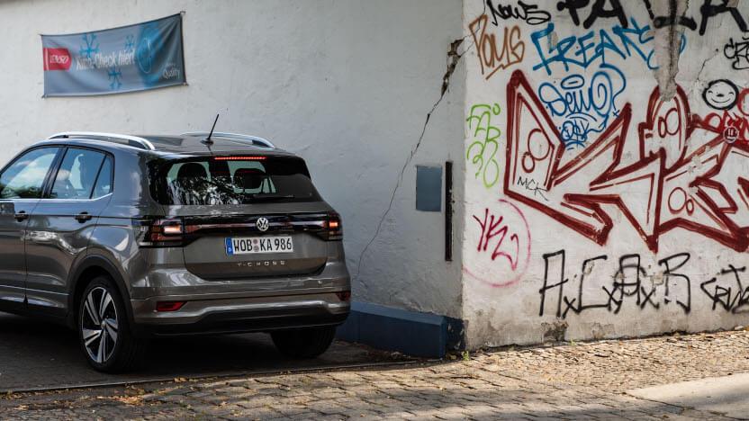 Volkswagen T-Cross Test