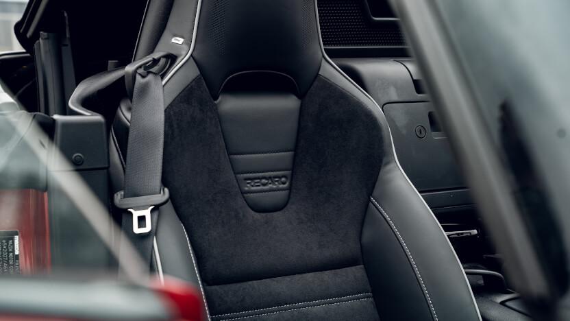 Mazda MX-5 Sitze