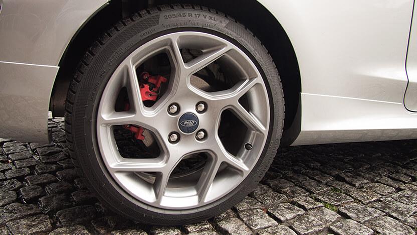 Ford Fiesta ST Felgen