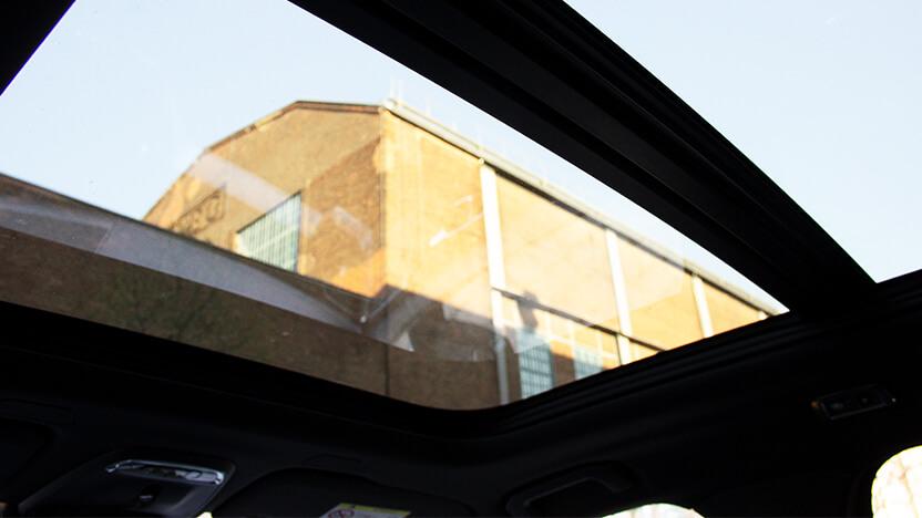 Volvo XC60 Hybrid Panoramadach