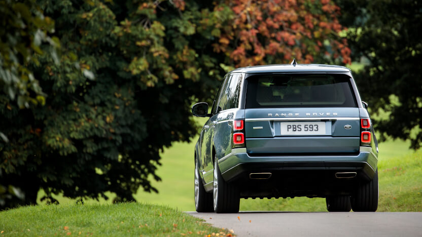 Range Rover MK IV