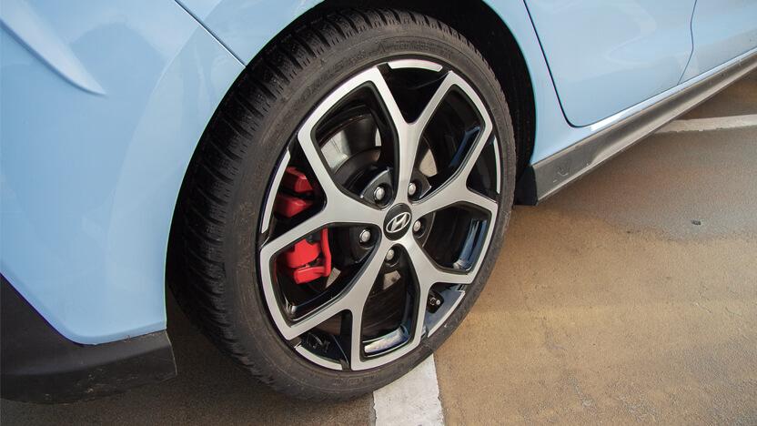 Hyundai i30 N Performance Felgen