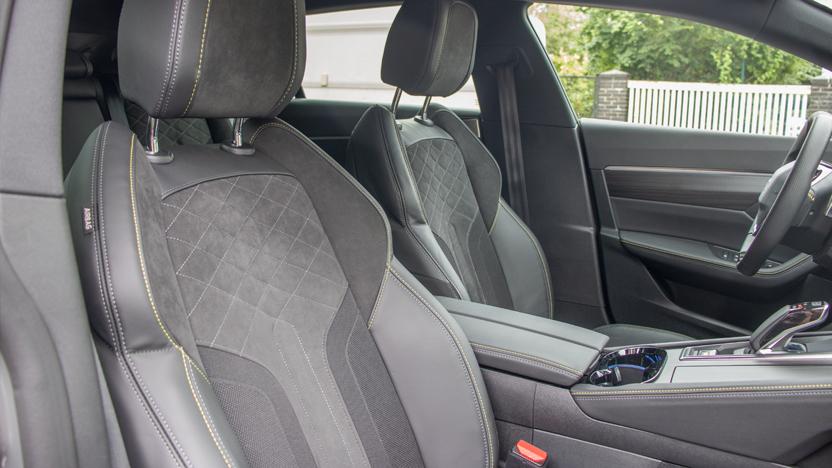Sitze Front Peugeot PSE