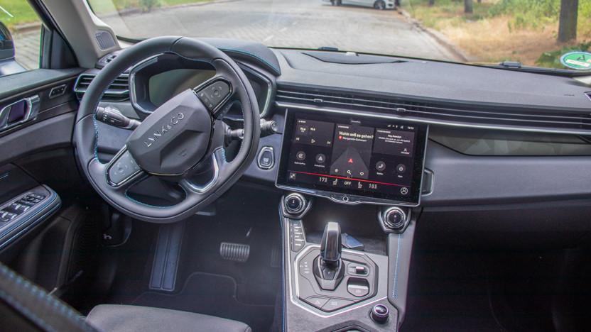 Lynk & Co 01 Fahrerkabine