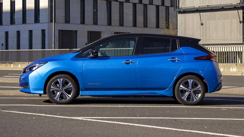 Test Nissan LEAF 2019