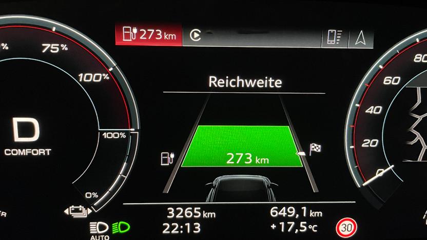 Virtual Cockpit e-tron GT
