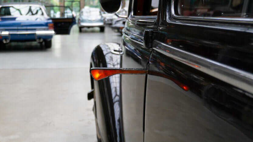 Classic Remise Berlin Mercedes