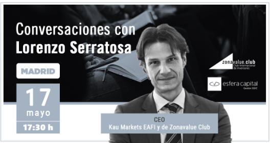 Conversaciones Lorenzo Serratosa