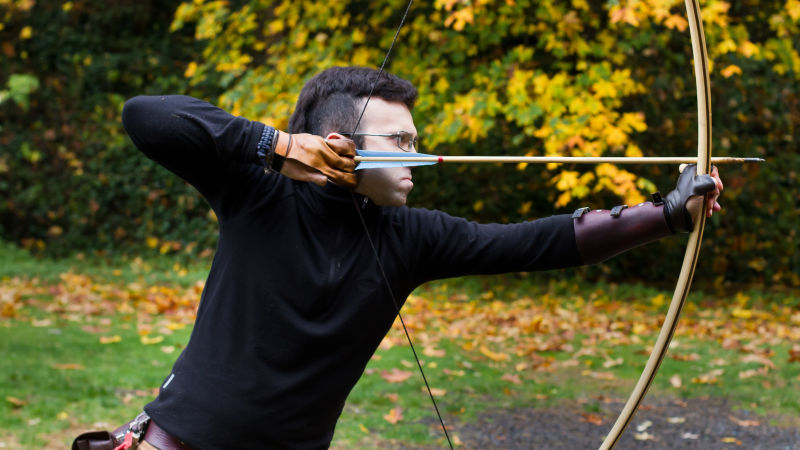 Adult Archery and Bow-Making Programs