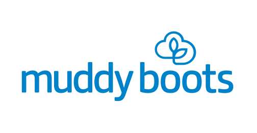 Logo for Muddy Boots