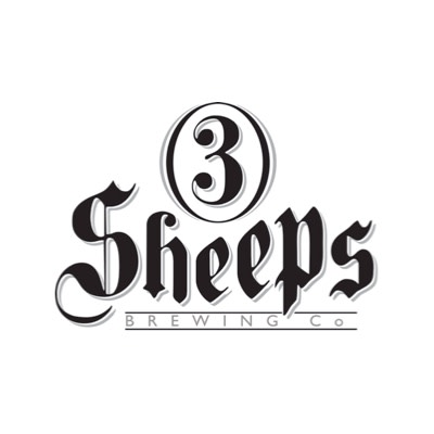 3 Sheeps Brewing Company Logo