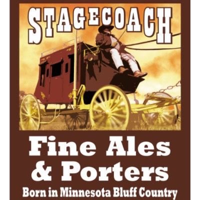 Stagecoach Brewing Company Logo