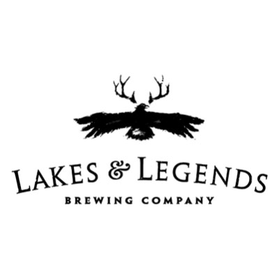 Lakes & Legends Brewing  Logo
