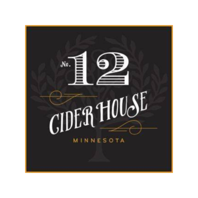 Number 12 Cider House Logo