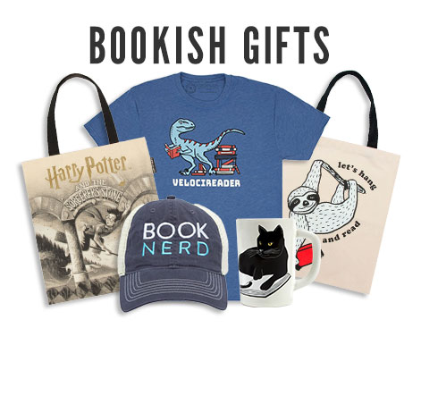 Bookish Gifts 12/4