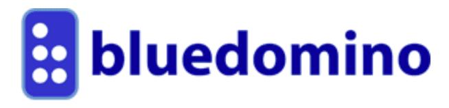 Bluedomino Logo