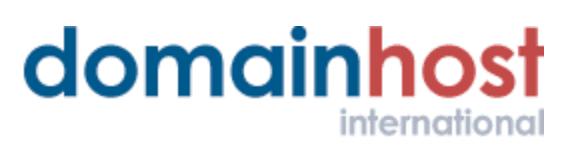 Domainhost Logo