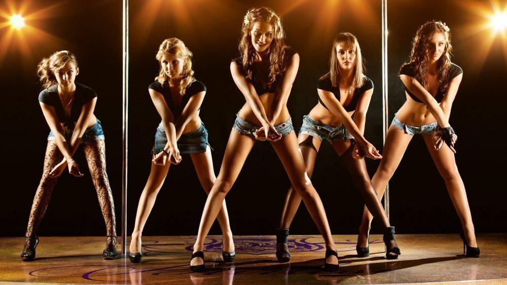 Stripclub beim JGA in Budapest