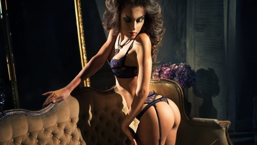Sexy Ladies sorgen für heiße Stimmung.