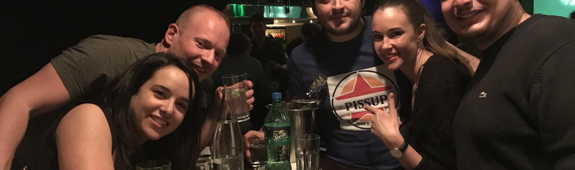 P*ssup Bar Guide Prague