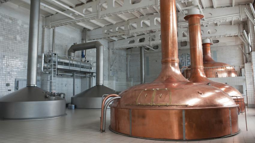 Mikro-Brauerei brauen ihr Bier nach ganz eigenen Vorstellungen
