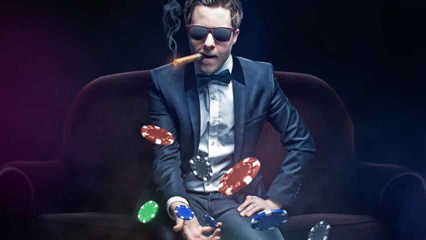 Casino beim Männerwochenende kommt immer gut an