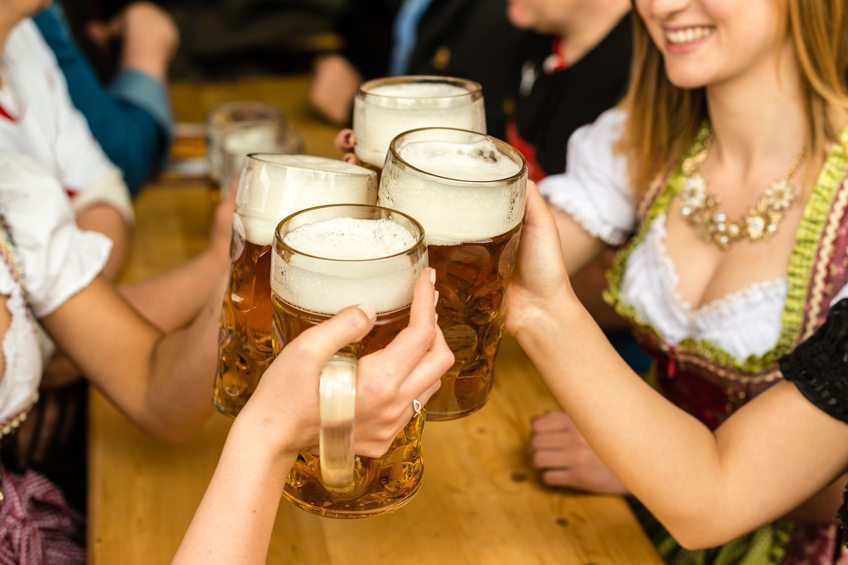 German Beer Festivals - Pissup