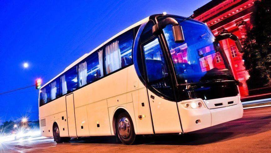 Anreise: Mit dem Fernbus kommt man schnell nach Tschechien.