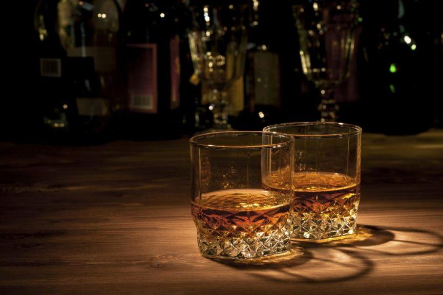 Lær at drikke whisky på jeres herretur