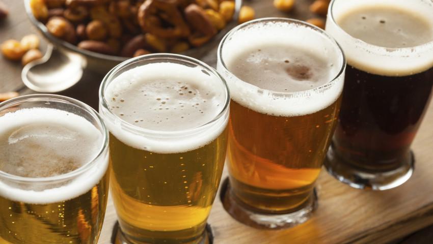 Zahlreiche Biere finden sich in Tschechien